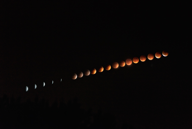 Lunar Eclipse 4-15-2014