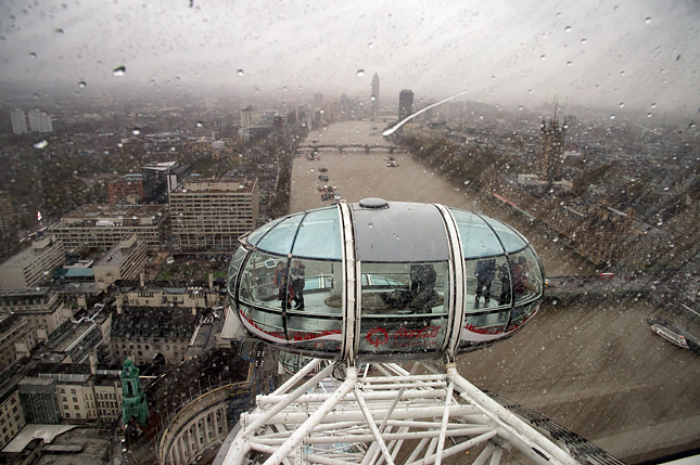 Atop London Eye 11-15