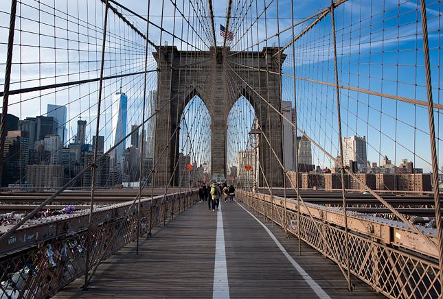 Brooklyn Bridge 1-16